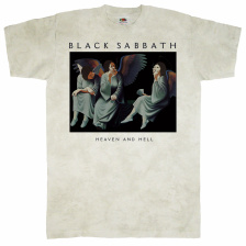 "Футболка ""Black Sabbath - Heaven and Hell"""