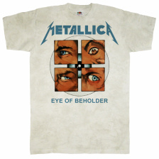 "Футболка ""Metallica - Eye of Beholder"""