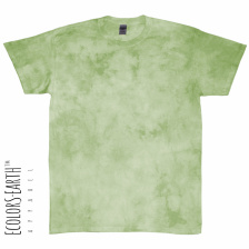 Футболка Tie-Dye Зелёная Air Avocado