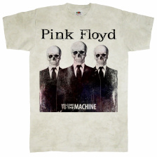 "Футболка ""Pink Floyd - Welcome To The Machine"""