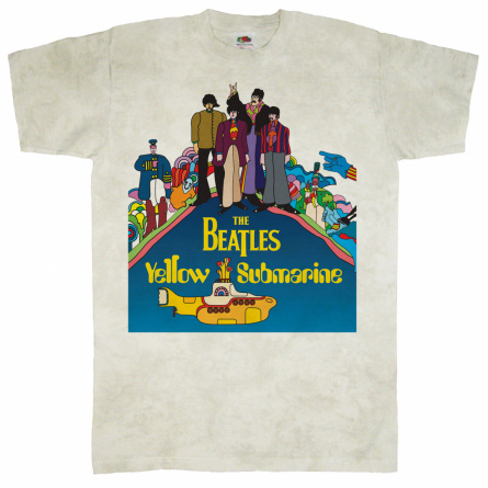 "Футболка ""The Beatles - Yellow Submarine"" фото 1"